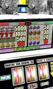 Magnificent Rhinoceros Slots - screenshot