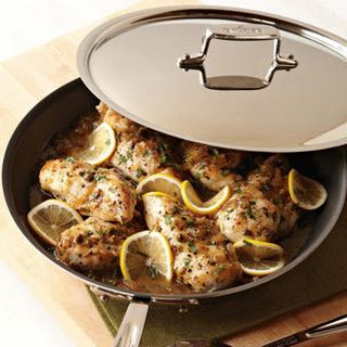 Lemon-Caper Chicken