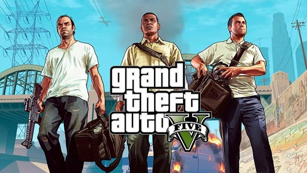 London man bricked and stabbed for his copy of GTA V