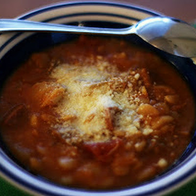Slow Cooker Hearty Lima Bean Soup