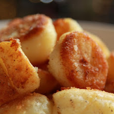 Perfect Goose Fat Roast Potatoes