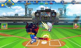 Screenshot of Baseball Superstars® II