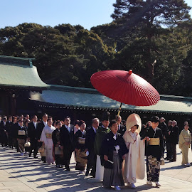 The Day by Jamie Amethyst - Wedding Ceremony ( love, shrine, wedding, tokyo, ceremony )