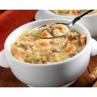 Sausage Cheese Soup