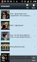Screenshot of Taglists by Eye-C
