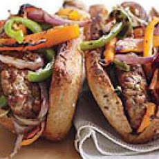 Sausage-and-Pepper Sub