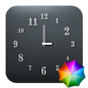 Just Font - Clock Widget icon