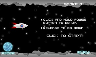 Screenshot of Space Rocket