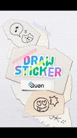 Screenshot of Draw Sticker for LINE Facebook