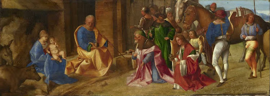 Giorgione, Adorazione dei Magi