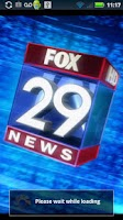 Screenshot of MyFoxPhilly Fox29 News