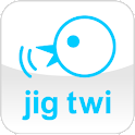 jigtwi (Twitter, ツイッター) icon