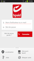 Screenshot of bpaid