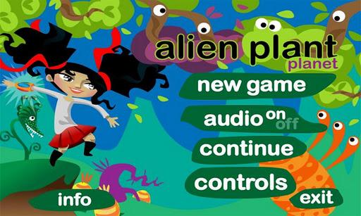 Alien Plant Planet