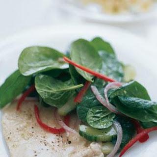 Spinach Cucumber Chicken Recipes