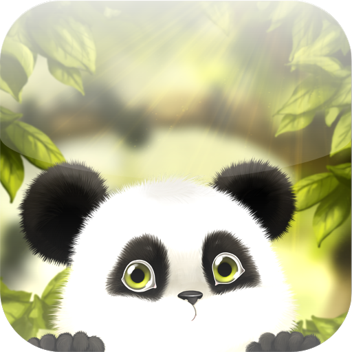 熊貓鰱魚即時牆紙免費 個人化 App LOGO-APP試玩