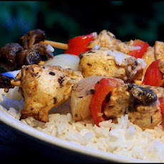 Shish Taouk - Chicken Kebabs