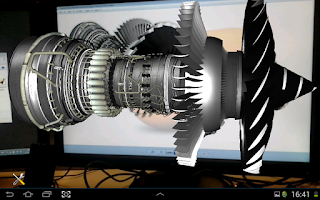 Screenshot of AR Aeronautical Engineering