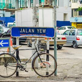 by Ken Kent - Transportation Bicycles