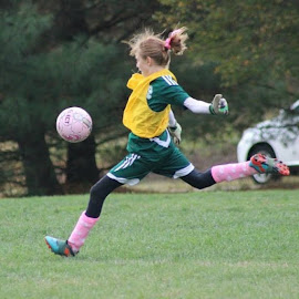 by Tracey Valentino - Sports & Fitness Soccer/Association football ( LikeAGirl,  )