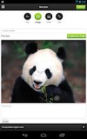 Screenshot of XtGem Blogging