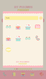 my precious dodol theme - screenshot