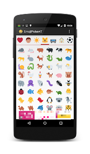 App EmojiPicker4T for Twitter APK for Kindle