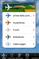 Screenshot of App Paura di Volare?