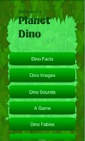 Screenshot of Planet Dino