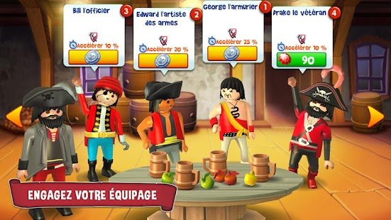 Screenshots  PLAYMOBIL Pirates