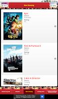 Screenshot of Caribbean Cinemas