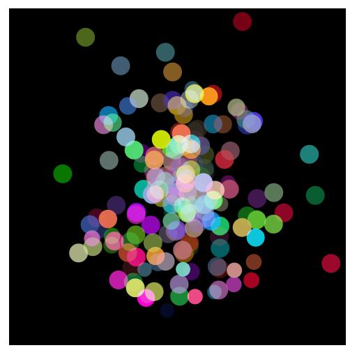 Liquidparticles Live wallpaper