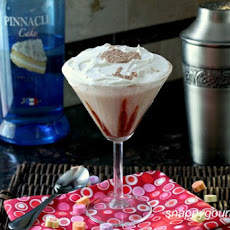 Chocolate Coconut Caketini