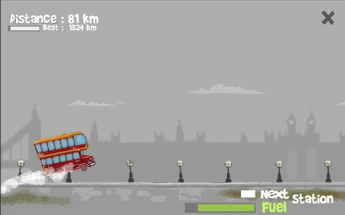 HopBus - screenshot
