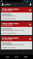 Screenshot of Imobber - Venice Ticket Reader