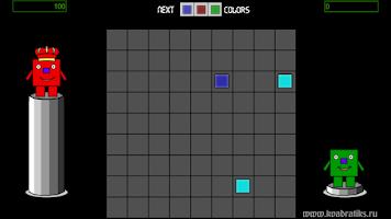 Screenshot of Kvadra-lines