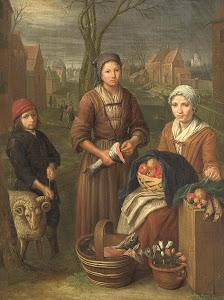 RIJKS: Peter Snijers: painting 1752