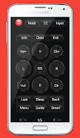 Screenshot of IR Universal Remote™