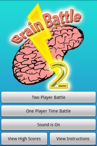 Brain Battle 2