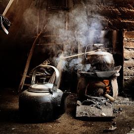 tempat masak eyang by Aruna Queensya photowork - Artistic Objects Other Objects