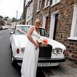 by Samantha's Photography-Studio - Wedding Bride
