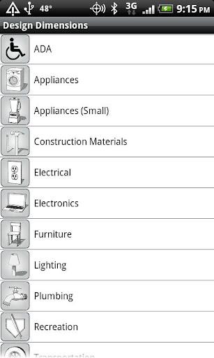 Design Dimensions Pro