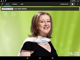 Screenshot of Classic FM Radio App