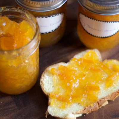 Honey-Tangerine Marmalade