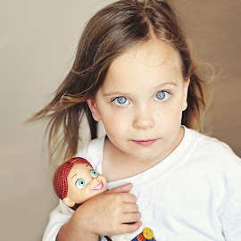 Just me and my Jessie by Lucia STA - Babies & Children Child Portraits