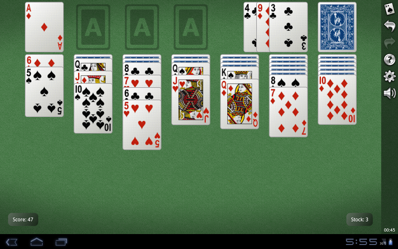 Yukon Gold Solitaire Screenshot 6
