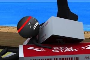 Screenshot of Stickman Run