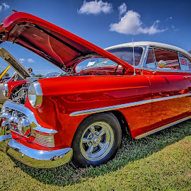 1953 Belair by Ron Meyers - Transportation Automobiles