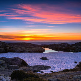 SkyFall by Ricardo Costa - Landscapes Mountains & Hills ( mountains, mountain, nature, portugal, landscapes, landscape, natural )