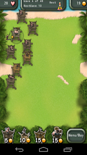 Tribal Trouble Tower Defense - screenshot